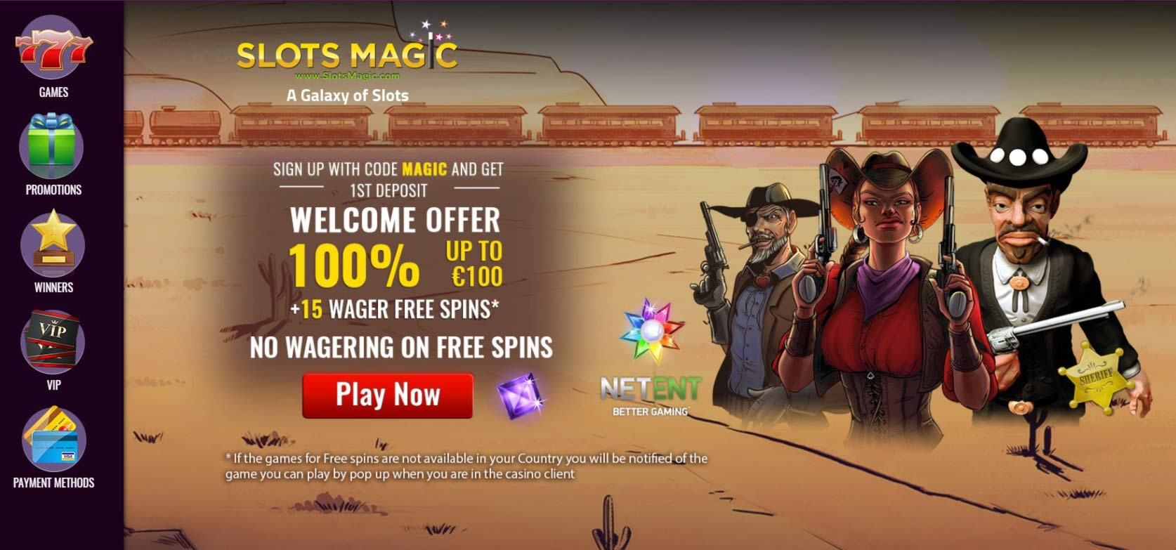 SlotsMagic casino recension